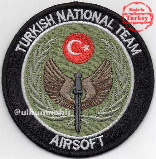 Turkish National Team Airsoft